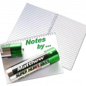 Battery A5 Notebook