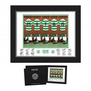 Celtic Dressing Room Folder