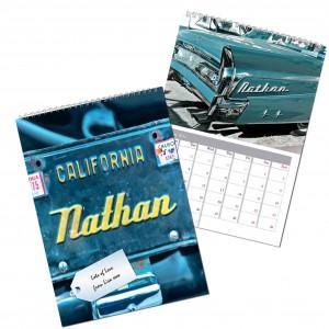 Car Geeks Calendar