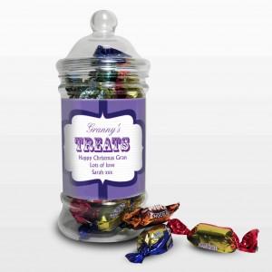Classic Label Treat Jar