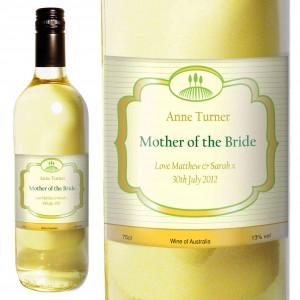White Wine Classic Label