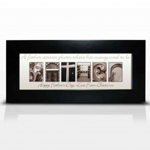 Affection Art Father Small Frame