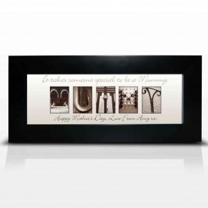 Affection Art Mummy Small Frame