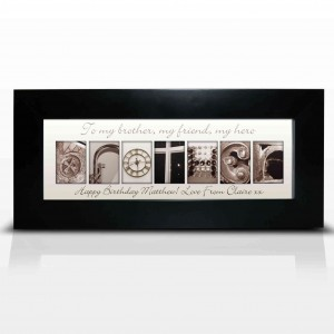 Affection Art Brother Small Frame