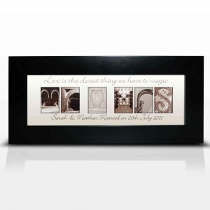 Affection Art Mr & Mrs Small Frame