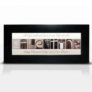 Affection Art Valentine Small Frame