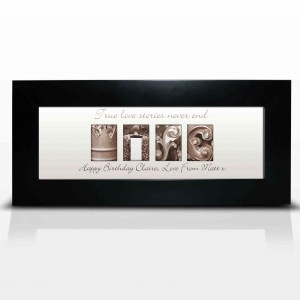 Affection Art Wife Small Frame