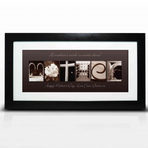 Affection Art Mother Large Frame