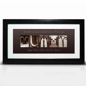 Affection Art Mummy Large Frame