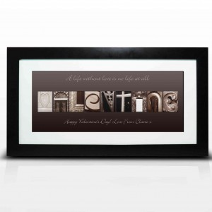 Affection Art Valentine Large Frame