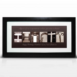 Affection Art Thirty Large Frame