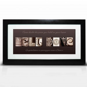 Affection Art Well Done Large Frame
