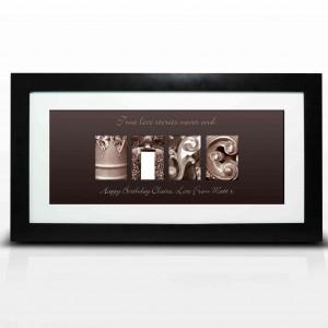 Affection Art Wife Large Frame