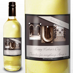 Affection Art Mum White Wine