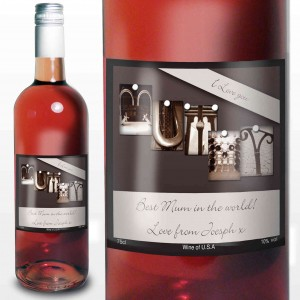Affection Art Mummy Rose Wine