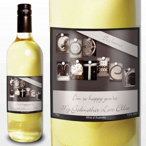 Affection Art Godmother White Wine