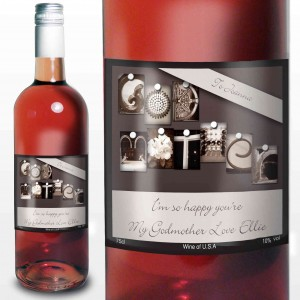 Affection Art Godmother Rose Wine