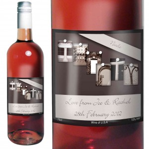Affection Art Thirty Rose Wine with Gift Box