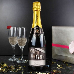 Affection Art Graduation Champagne