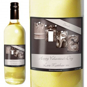 Affection Art Wife White Wine with Gift Box