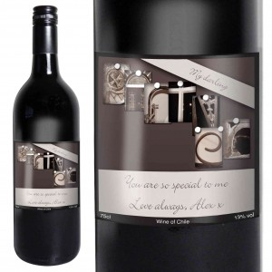 Affection Art Partner Red Wine with Gift Box