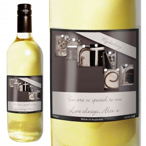 Affection Art Partner White Wine with Gift Box
