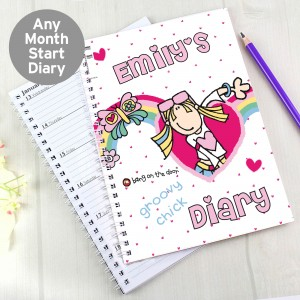 Bang on the Door Groovy Chick Diary