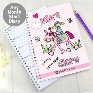 Bang on the Door Pony Girl Diary