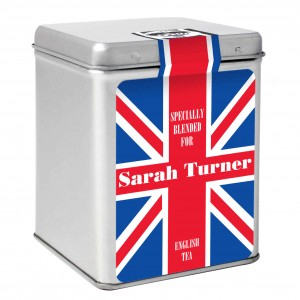 Union Jack Tea & Tin