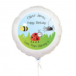 Birthday Bug Balloon