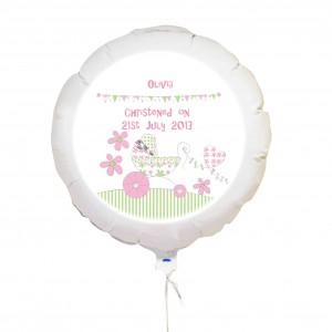Pram Balloon