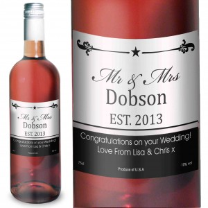 Established Rose Wine