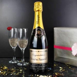 Black Border Champagne