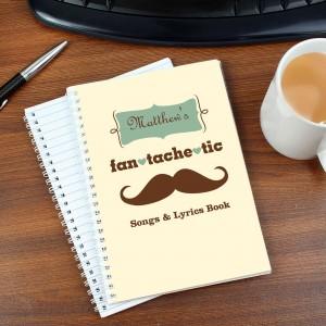 Fan Tache Tic A5 Notebook