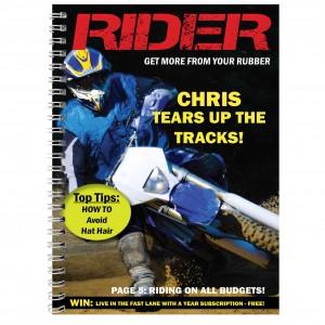 Rider A5 Notebook