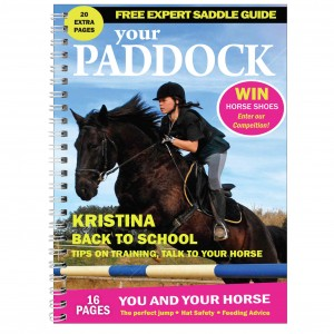 Your Paddock A5 Notebook
