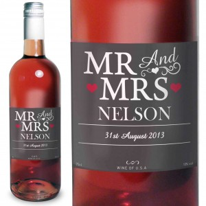 Mr & Mrs Rose Wine