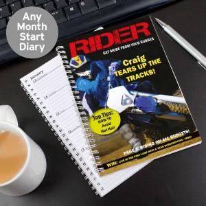 Rider A5 Diary