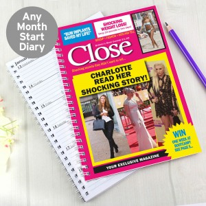 Close A5 Diary