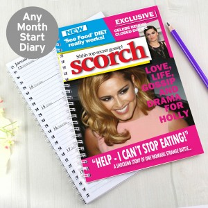 Scorch A5 Diary