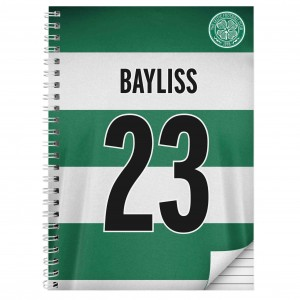 Celtic A5 Notebook