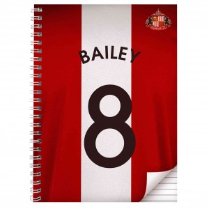 Sunderland A5 Notebook