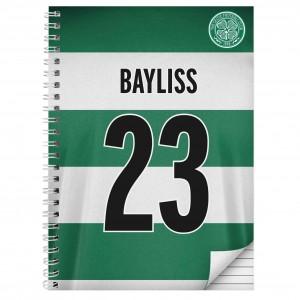 Celtic A4 Notebook