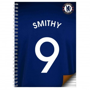Chelsea A4 Notebook