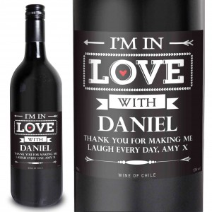 In Love With Red Wine
