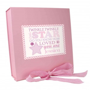 Twinkle Girls Pink Gift Box