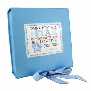 Twinkle Boys Blue Gift Box