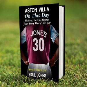 Aston Villa on this Day Book