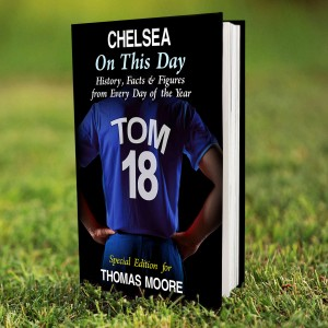 Chelsea on this Day Book