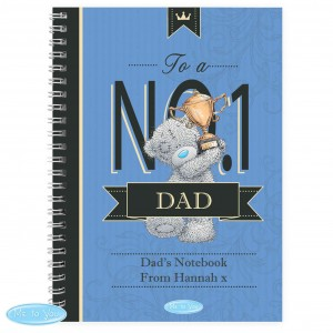 Me to You No1 Paperback Notebook